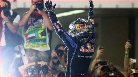 F1, Abu Dhabi GP: Van do cua Vettel - Anh 1