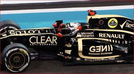F1, Abu Dhabi GP: Van do cua Vettel - Anh 2