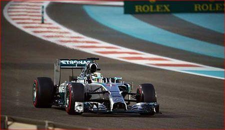 F1, Abu Dhabi GP: Van do cua Vettel - Anh 3