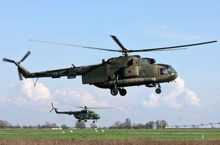 Tim hieu nhanh ve dong truc thang Mi-8 vua gap tai nan cua Nga - Anh 1