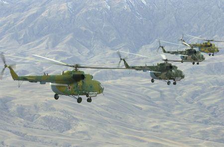 Tim hieu nhanh ve dong truc thang Mi-8 vua gap tai nan cua Nga - Anh 2
