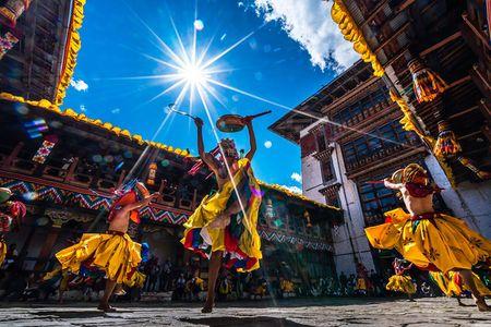 Ve dep xu so Bhutan qua goc nhin nhiep anh gia Viet - Anh 6