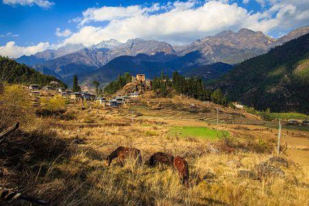 Ve dep xu so Bhutan qua goc nhin nhiep anh gia Viet - Anh 8