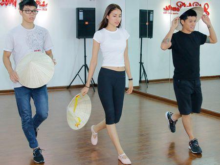 Pham Huong da san sang thi Hoa hau Hoan vu - Anh 5