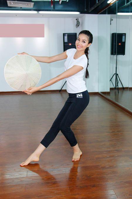 Pham Huong da san sang thi Hoa hau Hoan vu - Anh 6