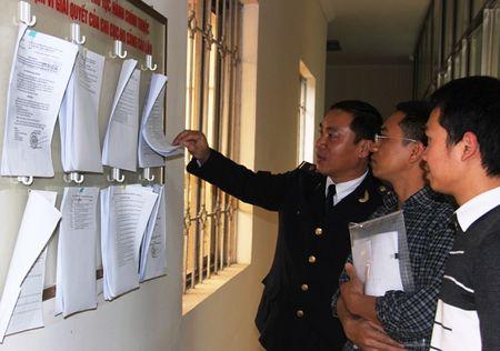 11 thang: nganh Hai quan thu NSNN dat khoang hon 231 nghin ty dong - Anh 1