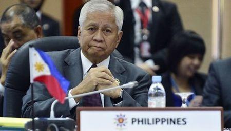 Philippines tu tin trong vu kien bien Dong - Anh 1