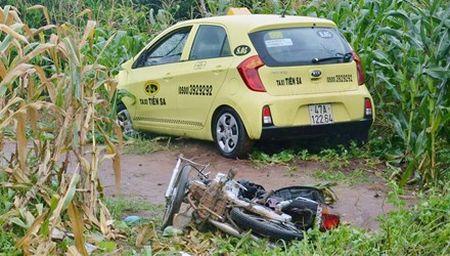 Taxi tong chet co gai mang thai 9 thang - Anh 1