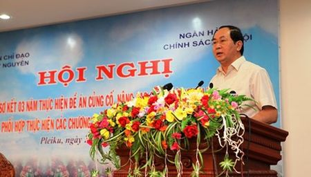 """Tren 16.000 ty dong """"rot"""" vao Tay Nguyen ho tro thoat ngheo - Anh 1"""