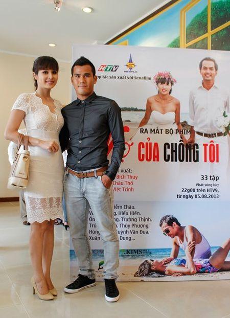 Phan Thanh Binh sai lam khi khuyen khich vo vao showbiz? - Anh 3
