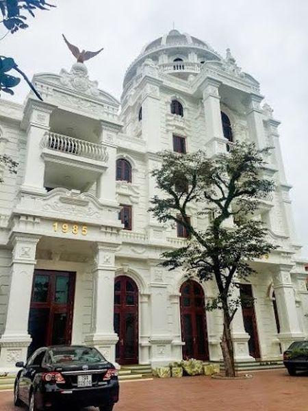 Biet thu trang long lay cua nu doanh nhan Phu Tho - Anh 3