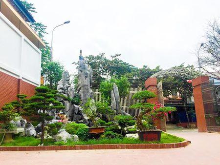 Biet thu trang long lay cua nu doanh nhan Phu Tho - Anh 4