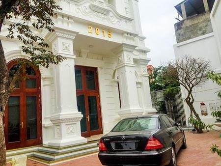 Biet thu trang long lay cua nu doanh nhan Phu Tho - Anh 7