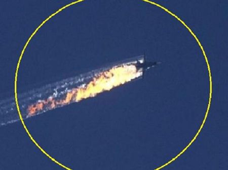 Tuong My: Tho Nhi Ky ban Su-24 Nga la sai lam nghiem trong - Anh 1