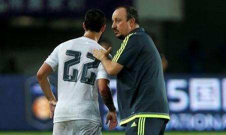 Chan nan Benitez, Isco tinh duong ra di - Anh 1