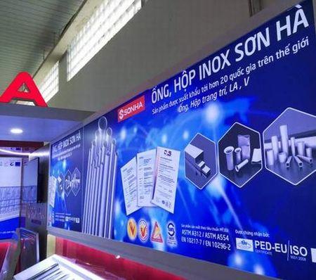 Khai mac Trien lam VietWater 2015 - Anh 3