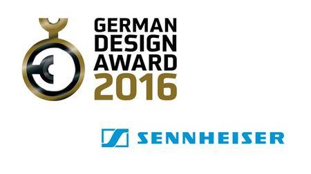 Sennheiser mung sinh nhat 70 tuoi voi 4 giai German Design Awards - Anh 1
