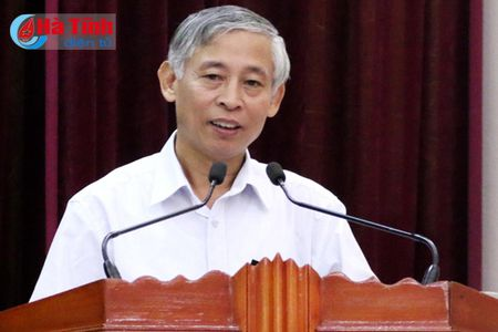 Lay phieu bieu quyet Quy che lam viec BCH Dang bo tinh khoa XVIII - Anh 3
