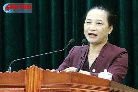 Lay phieu bieu quyet Quy che lam viec BCH Dang bo tinh khoa XVIII - Anh 4
