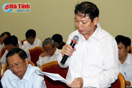 Lay phieu bieu quyet Quy che lam viec BCH Dang bo tinh khoa XVIII - Anh 6