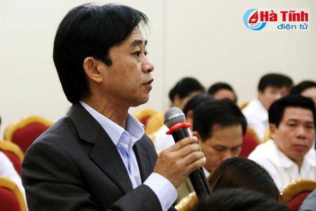 Lay phieu bieu quyet Quy che lam viec BCH Dang bo tinh khoa XVIII - Anh 7