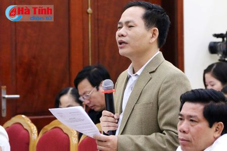 Lay phieu bieu quyet Quy che lam viec BCH Dang bo tinh khoa XVIII - Anh 8