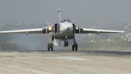 Putin va chien luoc Trung Dong sau vu ban ha Su-24 - Anh 2
