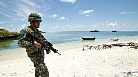 Nuc cuoi chuyen Trung Quoc chi trich Philippines 'khieu khich chinh tri' - Anh 1