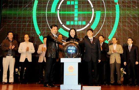Bo Tai chinh, Kho bac cung cap dich vu cong qua web - Anh 1