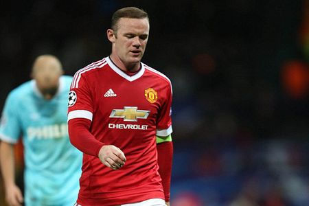 "Rooney ""mat hut"", Man United chua co ve di tiep - Anh 1"