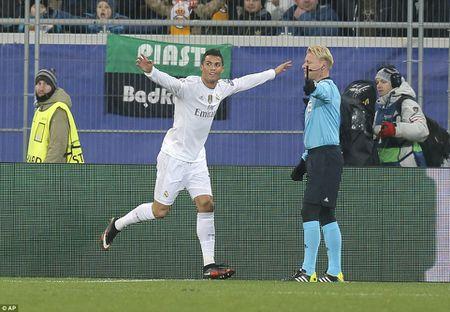 Cong lam thu pha, Real Madrid thang sat nut Shakhtar - Anh 2