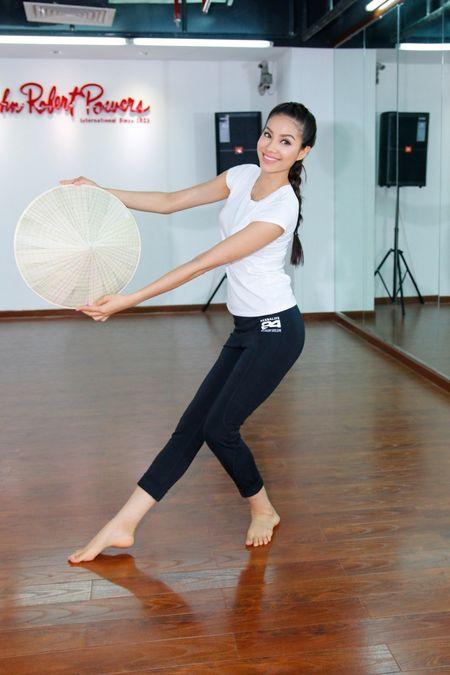 HH Pham Huong san sang du thi Hoa hau Hoan vu 2015 tai My - Anh 3