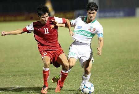 U21 HAGl 2-2 U21 Viet Nam (Pen 3-2): Cong Phuong ghi 2 sieu pham, U21 HAGL thang rua tren cham 11m - Anh 15