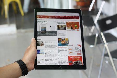 FPT Shop cho dat truoc iPad Pro, gia tu 20 trieu dong - Anh 1