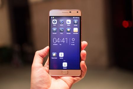 Lenovo se khai tu dong smartphone Vibe - Anh 1