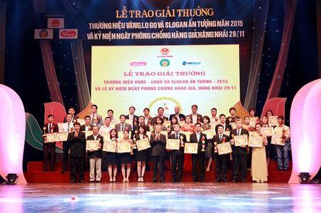 BID Viet Nam dat giai Thuong hieu Vang – Logo & Slogan an tuong 2015 - Anh 2