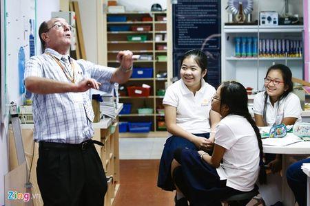 Truong hoc quoc te hang sang gan khu Phu My Hung - Anh 10