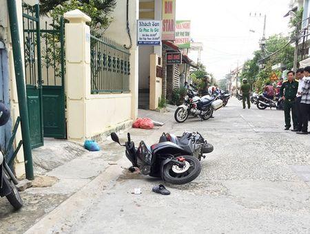 Nguoi dan ong Trung Quoc bi ban o Da Nang da tu vong - Anh 1