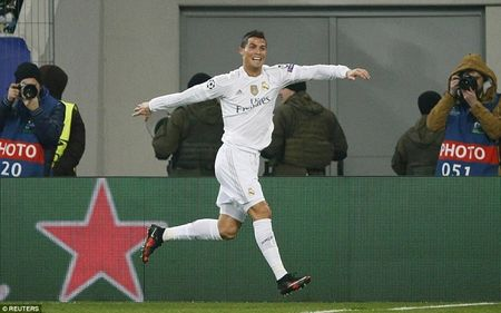 Real Madrid va hat mam hoi sinh - Anh 3