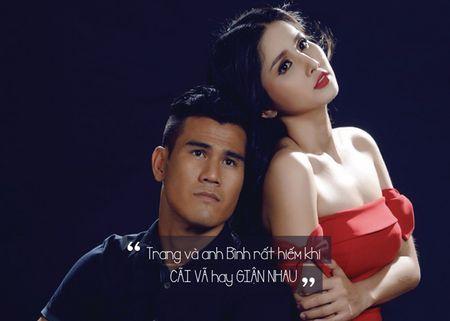 Qua khu nhu ngon tinh cua Thao Trang - Phan Thanh Binh - Anh 2