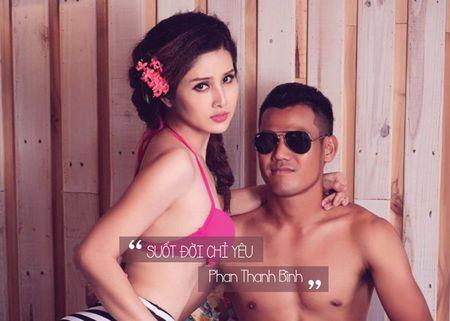 Qua khu nhu ngon tinh cua Thao Trang - Phan Thanh Binh - Anh 5
