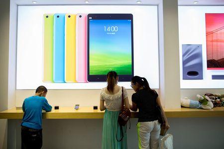 Xiaomi - ga khong lo mat ngu - Anh 1