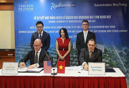 Carlson Rezidor Hotel Group quan ly khach san Radisson Blu Cam Ranh Bay - Anh 3