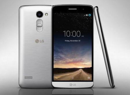 LG trinh lang smartphone co bu, camera selfie 8MP - Anh 1