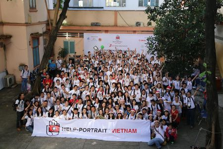 """""""Help – Portrait Viet Nam"""": Moi nguoi deu duoc chup & tang anh - Anh 1"""