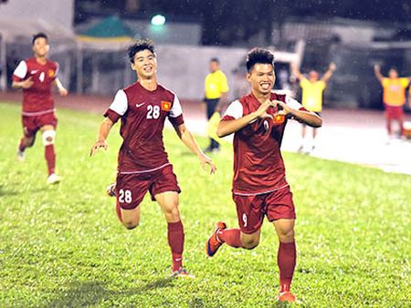 Cho U21 Viet Nam va U21 HAGL pho dien bong da dep - Anh 1