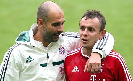 Bayern: Rafinha, bieu tuong cho chinh sach xoay vong - Anh 1