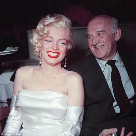 Ngam loat anh doi thuong sieu hiem cua Marilyn Monroe - Anh 10