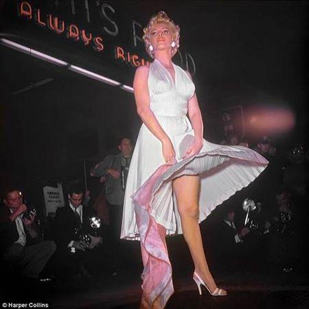 Ngam loat anh doi thuong sieu hiem cua Marilyn Monroe - Anh 13