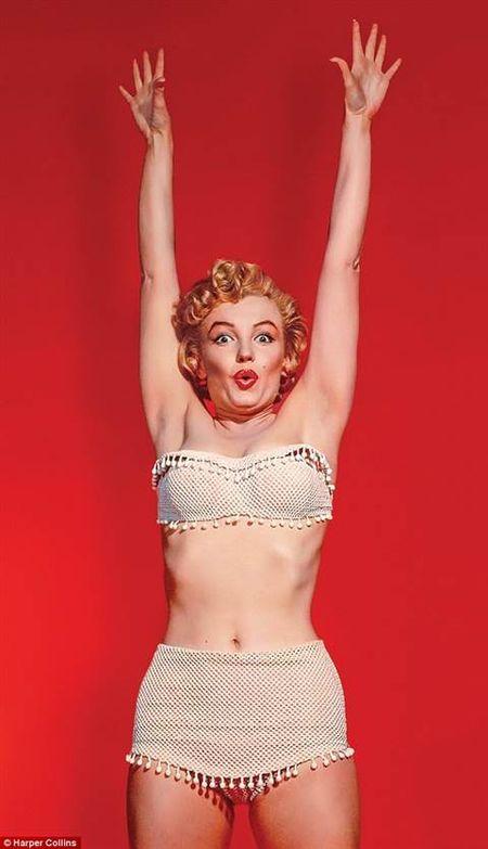 Ngam loat anh doi thuong sieu hiem cua Marilyn Monroe - Anh 2